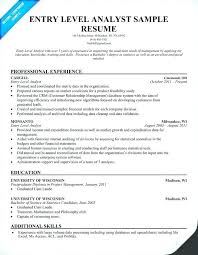 Entry Level Data Scientist Resume