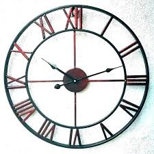 large outdoor wall clock outdoor wall clocks with temperature and humidity outdoor wall clocks extra large
