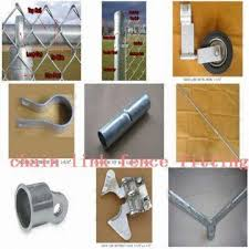 chain link fence parts. China Chain Link Fence Parts/chain Fittings/chain Accessories Parts