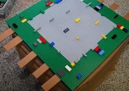 6 10×10″ lego base plates (blue & green) Diy Lego Table Ikea Hack Skip To My Lou