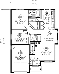 Earth Sheltered Home Floor Plans  Earth Shelter House Project Earth Contact Home Plans
