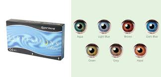28 Efficient Coopervision Expressions Colors Chart