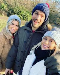 The former big brother star took to 'as someone who has a huge fear of childbirth, the idea of giving birth to my baby alone without the. Big Brother S Pregnant Kate Lawler 40 Shows Off Her Bump As She Celebrates Christmas With Fiance Martin In New Home