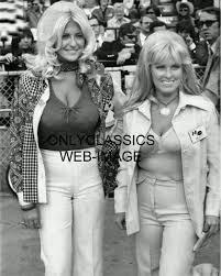 Amazon.com: OnlyClassics Sexy Miss Hurst Linda Vaughn & June Cochran 8X10  INDY 500 Photo Pinup Cheesecake: Photographs