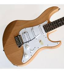 yamaha pacifica. yamaha pacifica 112j - natural satin i