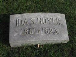 Ida Sutton Hoyer (1851-1923) - Find A Grave Memorial