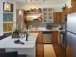 Two Wall Kitchen Design How To Change Your Kitchen With Two Tone Kitchen Cabinets Kitchen