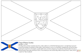 Small Picture Coloring Download Quebec Flag Coloring Page Quebec Flag Coloring