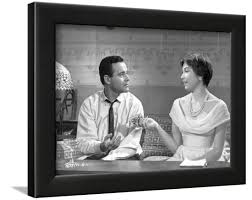A Scene From The Apartment Framed Print Wall Art By Movie Star News