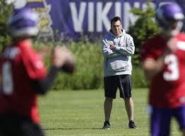 Gary And Klint Kubiak Vital To Vikings Offense This Season