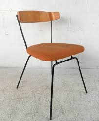 midcentury modern paul mccobb  style bentwood dining chair