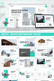 Architectural Powerpoint Template Arquitec Architecture Powerpoint Template