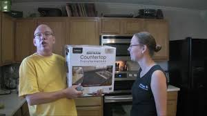 Rustoleum Kitchen Transformations Reviews Rust Oleum Cabinet And Countertop Transformation Kits Youtube