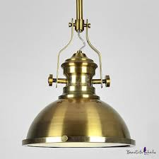 antique brass nautical led pendant light with frosted diffuser takeluckhome com