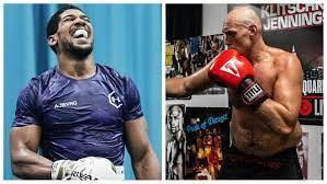 Boxing: Anthony Joshua and Tyson Fury ...