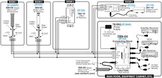 terminal block wiring diagram images ir repeater installation page 4 home theater forum and systems