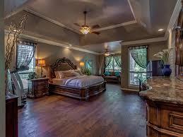 traditional master bedroom with pulaski san mateo bed san mateo triple dresser ceiling fan