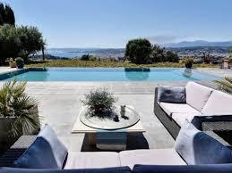 superbe villa contemporaine mont boron avec vue mer