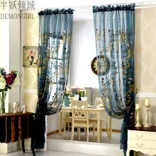 Striped Living Room Curtains Silk Striped Curtains Promotion Shop For Promotional Silk Striped