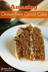 Amazing Carrot Cake Gluten Free Homemaker