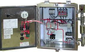 sprecher schuh combination starter custom control panel Magnetic Contactor Wiring Diagram click to enlarge view