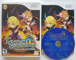 Details About Nintendo Wii Video Game Tales Of Symphonia Dawn Of The New World Complete Rpg