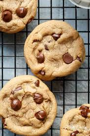 Chocolate Chip Cookies Easy Soft Chewy Cafe Delites