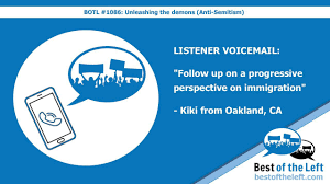 Listener Voicemail Followup On A Progressive Perspective On