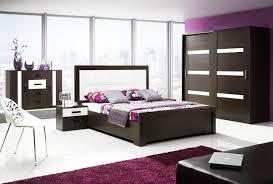 ... Bedroom Furniture Sets In Purple Room Homefurniture ...