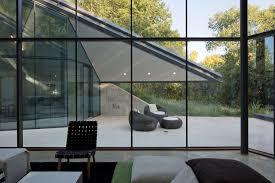 Large Glass Window - Home Design