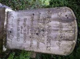 Eulalia Ava Hicks (1866-1943) - Find A Grave Memorial