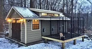 outdoor dog kennel flooring
