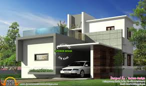 Small Picture Simple Budget Contemporary Home Kerala Home Design And