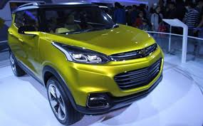new car launches expected in indiaOpinion Chevrolet Adra Compact SUV Might Save GM in India  NDTV