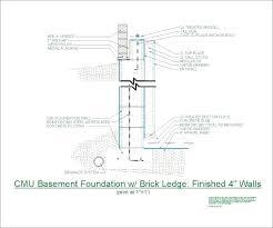 concrete foundation wall design example reinforced concrete wall design concrete retaining wall foundation design