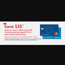 What is walmart pay and how do i link my capital one® walmart rewards™ card? Walmart Auburndale Do You Have A Walmart Credit Card New Accounts Get Back 35 On A Purchase Of At Least 75 As Your First Purchase Special No Interest Financing