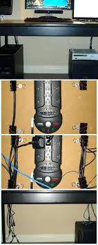 ... Computer Wires Organizer Best Home Ideas Images On Cable Organizer Cord  Furniture Computer Charger Organizer ...
