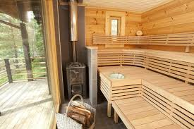 Small Picture Sunhouse Modern Prefab Includes Finnish Sauna Tiny House Blog