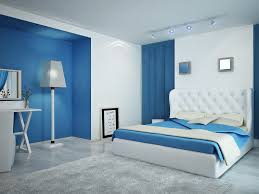Modern Blue Bedroom Blue Bedroom Paint Colors With White Headboards King Size And