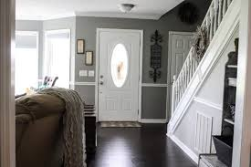 Paint Colors For Living Rooms With White Trim Our Living Room Transformation