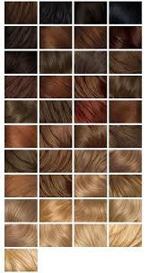 Clairol Hair Dye Color Chart Clairol Natural Instincts Hair Color Chart Hair Coloring