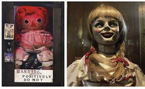 the original annabelle that the conjuring was based on isn t quite as unsettling as her reimagining source leviathyn com