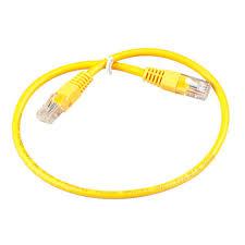 <b>Сетевой кабель ExeGate</b> Yellow 258668 - Чижик