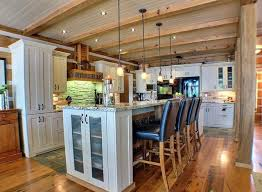 Contemporary rustic contemporary-kitchen