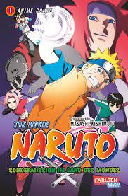 "Naruto the Movie: Sondermission im Land des Mondes, Band 1"" (Masashi  Kishimoto) – Buch antiquarisch kaufen – A02qgRUH01ZZF"