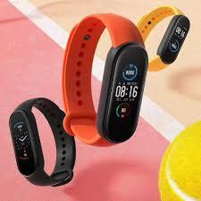 <b>Original Xiaomi Mi Band</b> 5 Smart Bracelet 4 Color AMOLED Screen ...