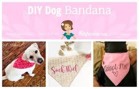 9 diy dog bandana patterns tip junkie