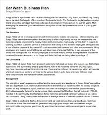 car wash business plan pdf car wash business plan template 11 free documents in pdf