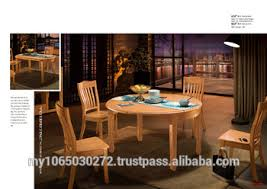 Dining Room Furniture Extendable Dining Table Set With High Quality