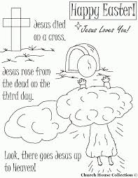 Free Printable Easter Coloring Pages Religious Dapmalaysiainfo